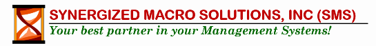 Synergized Macro Solutions, Inc